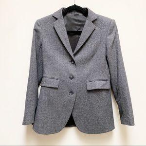 Theory Classic Tweed Blazer 8